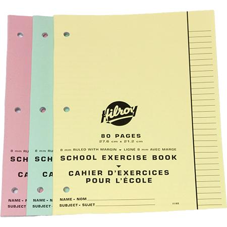 Notebooks & Workbooks